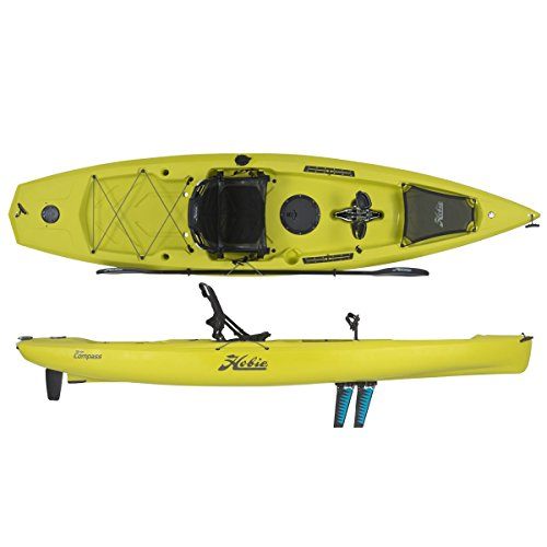 Hobie Mirage Compass Kayak 2018 – Seagrass