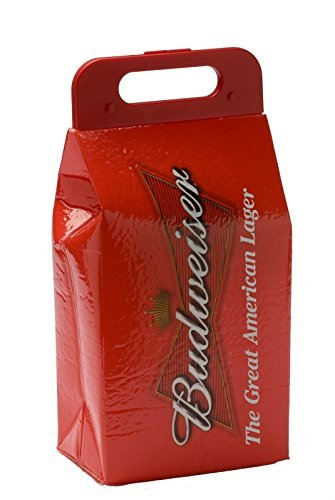 budweiser-koolit-collapsible-coolers-bag-lifoam-drink-red-beer-picnic