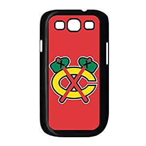 Generic Silica Personalised Phone Cases For Girly Print With Chicago Blackhawks 1 For Samsung Galaxy S3 I9300 Choose Design 5
