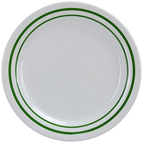 (Yanco PT-106 Pine Tree Round Bread Plate, 6.25