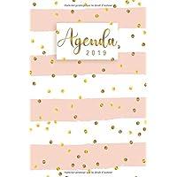 Agenda 2019: Calendar & Planificateur –  Agenda organiseur pour ton quotidien - Janvier  à Décembre 2019