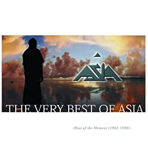 The Very Best Of Asia: Heat of the Moment 1982-1990