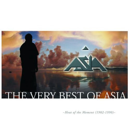 CD : Asia - The Very Best Of Asia: Heat Of The Moment 1982-1990