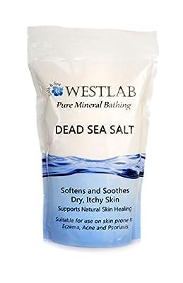 Dead Sea Salt 500 grams by Westlab