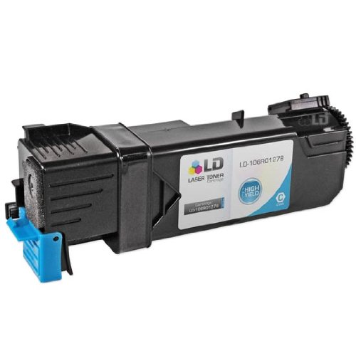 LD © Xerox Phaser 6130 Compatible 106R01278 Cyan High Yield Laser Toner Cartridge, Office Central