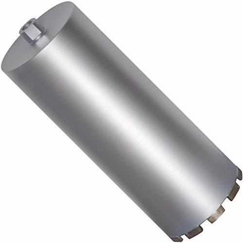 Buy drill into concrete block
