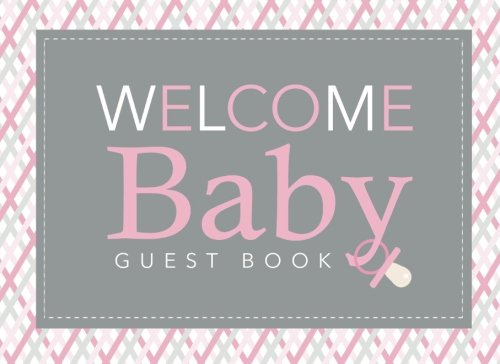 Baby Shower Guest Book Registry product image