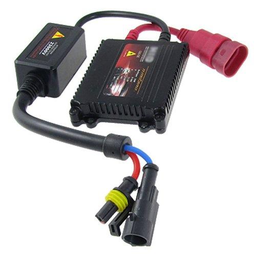 Sonline Car Headlight 35W HID Slim Ballast Black for 9005 9006 D2S Xenon Bulb