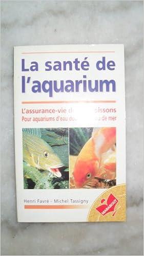 En ligne Le guide Marabout de la santé de l'aquarium pdf