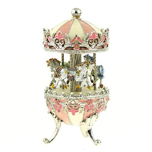 Musicbox Kingdom Jewelry Egg