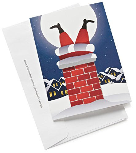 Amazon.com $100 Gift Card in a Greeting Card (Fitting Christmas Design) by Amazon (Image #2)