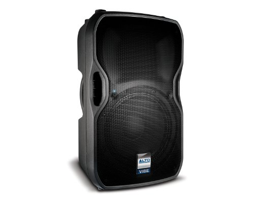 Alto Professional TS115 Vibe | 15-inch Active 2-Way PA Loudspeaker with Built-In Mixer and Media Player by Alto Professional