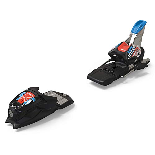 Marker Race 10 TCX Bindings 2019 Black Red (Best Alpine Ski Bindings 2019)