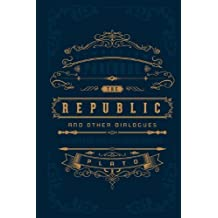 Republic and Other Dialogues, The (Barnes & Noble Leatherbound Classic Collection) by Plato (2013) Hardcover