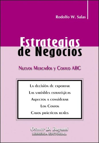 Download Estrategias de Negocios (Spanish Edition) pdf epub