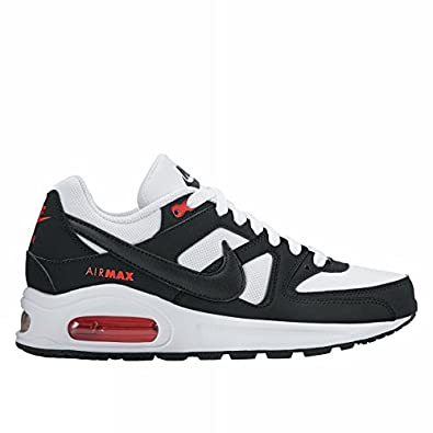 new products 87745 6775b Nike AIR MAX Command Flex GS 844346 100 Kids Moda Amazon.co.uk Shoes   Bags