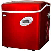 NewAir AI-215R Red Portable Ice Maker