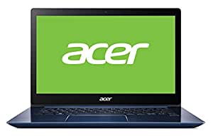 "Acer Swift 3 SF314-52G - Ordenador portátil 14"" FHD IPS (Intel Core i5-8250U, 8 GB de RAM, 256 GB SSD, Nvidia Geforce MX150 de 2 GB, Windows 10 Home) Azul - Teclado QWERTY Español"