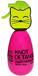 PET HEAD Cat Knot Detangler Watermelon Bath Supply, 6.7 oz