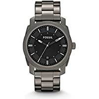 Men's FS4774 Machine Smoke Stainless Steel Bracelet Watch