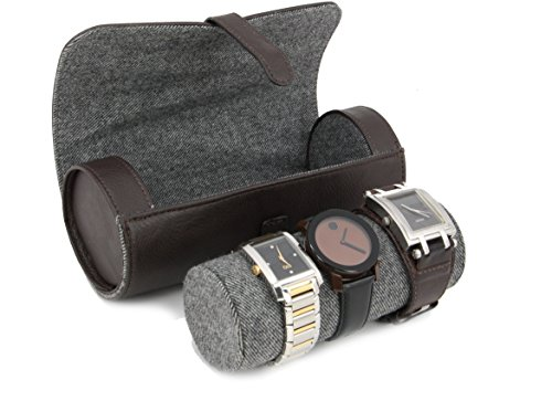 Executive High class Men's Watches and Bracelets Jewelry Box Gift ()