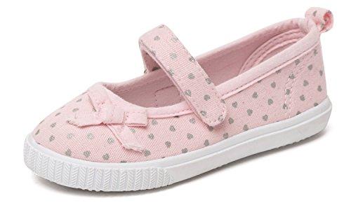 CHATTERBOX. Zapatillas de Lona Para Niña Pink (Love)
