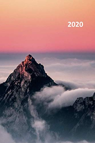 2020: Fronalpstock Nifty Planner Calendar Organizer Daily Weekly Monthly Student for researching best hiking trips in switzerland
