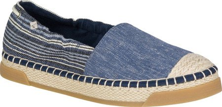 Sperry Top-Sider Womens Laurel Reef Flat Denim Multi Stripe