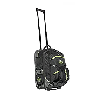 Image of Boot Bags Sportube Cabin Cruiser Wheeled/Padded Carry On Boot Bag