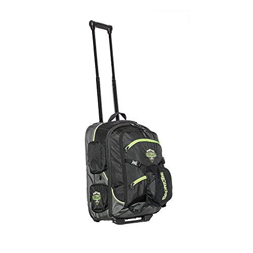sportube-cabin-cruiser-wheeled-padded-carry-on-boot-bag-black-green