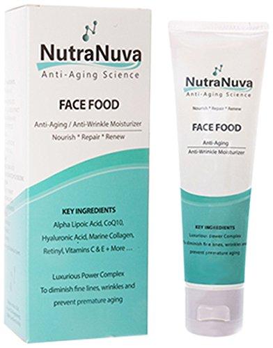 NutraNuva Face Food Moisturizer PhytoCeramides product image