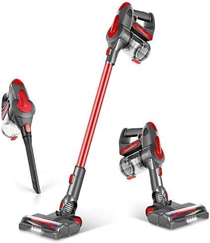 GeeMo Cordless Vacuum Cleaner