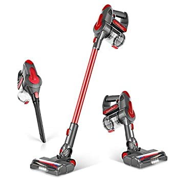 GEEMO G201 Cordless Stick Vacuum Cleaner