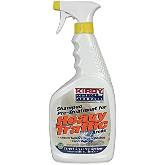 3 Pack of Kirby 22 oz. Heavy Traffic Carpet Cleaner