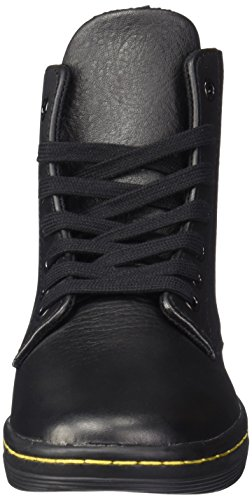 LEYTON Women's Boots Dr black on Martens R14687 Game Black twqfSC