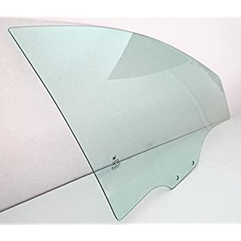 Fit 1999-2002 Kia Sportage 2 Dr Passenger Side Right Front Door Window Glass USA