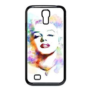 HOPPYS Customized Marilyn Monroe Pattern Protective Case Cover for Samsung Galaxy S4 I9500