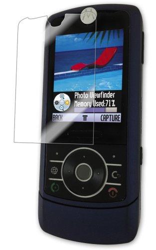 Motorola RIZR Z3 Screen Protector, IQ Shield LiQuidSkin Full Body Skin + Full Coverage Screen Protector for Motorola RIZR Z3 HD Clear Anti-Bubble Film - with Rizr Z3 Cell Phone Skin