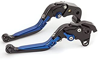 FXCNC Racing CNC Aluminum Adjustable Brake Clutch Levers for Triumph DAYTONA 675 06-17,SPEED TRIPLE 08-10,675 STREET TRIPLE R//RX 09-16