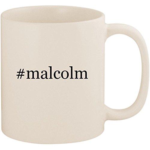 Price comparison product image #malcolm - 11oz Ceramic Coffee Mug Cup, White