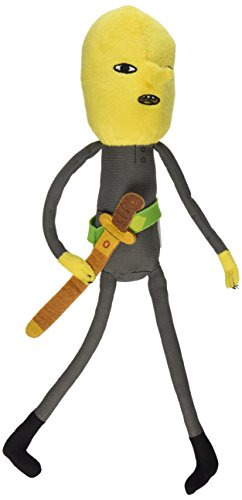 "Jazwares Adventure Time Fan Favorite Lemongrab 12"" Plush"