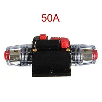 Majome 20 100/A 12/V de Voiture Truck amplificateur Audio Disjoncteur Porte-fusible AGU amplificateur st/ér/éo//Adaptateur