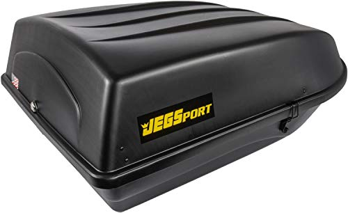 JEGS 90098 Rooftop Cargo Carrier | 18 cu. ft | Waterproof | Made in USA reviews