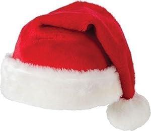 Christmas Hats XMAS Santa Party Hats Gift: Amazon.co.uk: Toys & Games