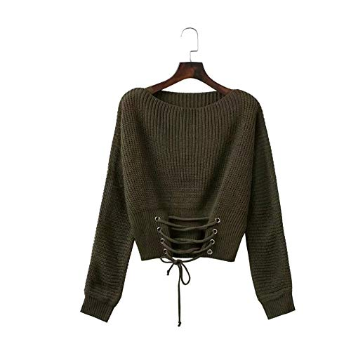 YoungG-3D Autumn Jumper Knitted Women Sweaters Pullovers for sale  Delivered anywhere in Canada