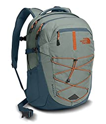 The North Face Borealis Backpack - Sedona Sage Greyconquer Blue - One Size (Past Season)