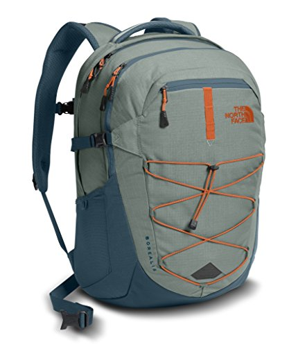 The North Face Borealis Backpack - Sedona Sage Grey/Conquer Blue - One Size