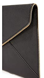 Leo Clutch , BLACK, One Size