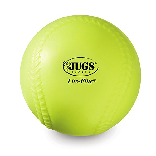 Jugs Lite-Flite 11-Inch Softballs (One Dozen) (Indoor Softball)