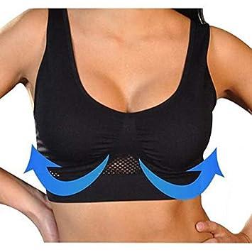 HEZHYDNY Sujetador Mujer S-3xl Mujeres de Gran Tamaño Nuevo Diseño ...